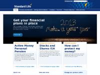 Standard Life UK - pensions, insurance, savings and investments