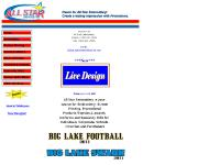 MN Embroidery Service Screen Printing Promotional Products IA