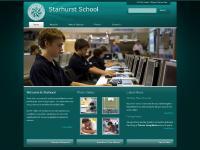 Request a Prospectus, School web design by e4education