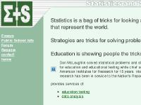 Statistics and Strategies