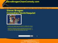 SteveBroganCleanComedy.com