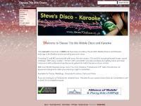 steves70sdisco.co.uk Booking Info, Equipment, Gallery