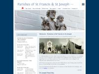 St Francis and St Joseph
