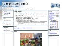 stjohnssylva.org St. John's Episcopal Church Sylva NC