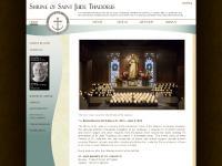 stjude-shrine.org Novena Prayers to St. Jude Thaddeus, Calendar, Gift Shop