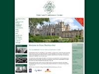East Midlands Conference Centre in UK :: Stoke Rochford Hall :: Lincolnshire, Grantham