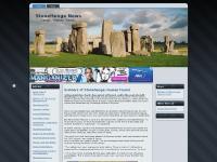 stonehengenews.co.uk Builders of Stonehenge Houses Found, Stonehenge Plan, Summer Solstice