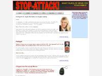 Farbgel - Self Defence Spray - Legal Alternative to Pepper & CS Spray