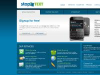 Full Service Mobile SMS Marketing - Stop N Text