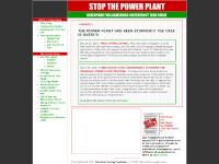 Stop The Power Plant