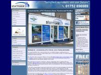 Stormseal Southwest - Conservatories, uPVC Windows, Doors, Porches and Roofline - Suppliers and installers of uPVC Conservatories, Double Glazing, Doors, Porches and Roofline products in Plymouth and surrounding areas within Devon and Cornwall - Conservat