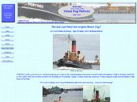 Welcome to the Website of the Steam Tug Portwey
