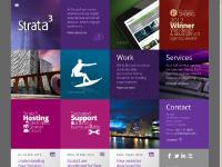 strata3.co.uk website design, website development, web design