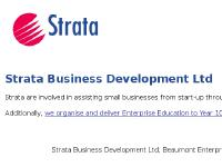 Strata Business Days