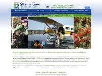 Stream Team site for Lacey, Olympia, Tumwater and Thurston County