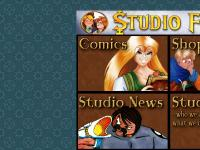 Studio Foglio: Stories and Pictures by Kaja & Phil Foglio