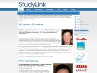 studylink.no Application, Telemark University College, University of Agder