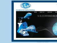 suarezcustomsbroker.com customs, customs brokers, importer