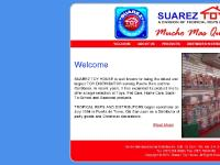 Suarez Toy House: Welcome