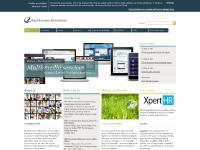 Reed Business Information UK Home Page