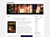 suffolkopera.org.uk Suffolk Opera, Feedback, Reviews