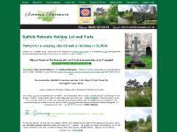 Suffolk Holiday Lets, Yurts Suffolk & Glamping