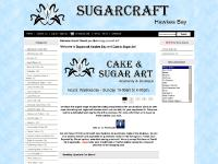 Demonstration Schedule, Cake Decorators' Guild, What's New, Sugarpaste Recipes