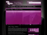 suitsmysize.com tailor, tailoring, Suits
