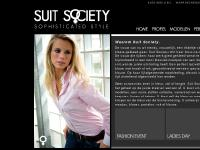 Suit Society - sophisticated style!