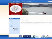 sulivanshipping.com Sulivan Shipping Services Limited Welcome Page Falkland Islands Stanley Port Agency