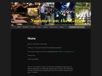 Summer On The Green | Funded by RIBA NWLSA and Haringey Council