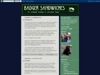 Badger Sandwiches