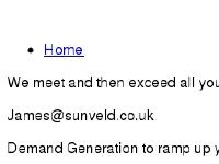 sunveld.co.uk
