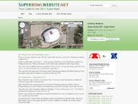 Super Bowl Super Site : Super Bowl History, Super Bowl Winners, Super Bowl Video | Your Gude to the 2011 Super Bowl in Arlington Texas