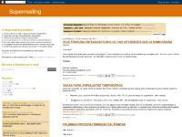 supermailing.blogspot.com 12:21, 0 comentários, Pautas