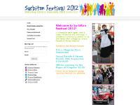 Surbiton Festival - Home