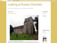 Looking at Sussex Churches