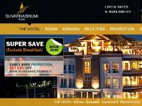 Suvarnabhumi Suite Airport Hotel Official Website