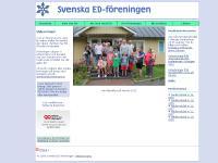 Startsida, Svenska ED-föreningen