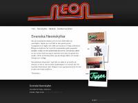 Svenska Neonskyltar | En unik samling bilder på neonskyltar i Sverige
