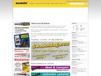 swedol.se Om Swedol, Handla, Butiker