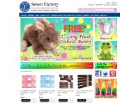 Sweet Factory Online Candy Store | America's Favorite Candy Store Home page Sweet Factory Online Candy Store | America's Favorite Candy Store