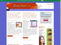 Successful Blogging Tips Using Social Media Ideas | Sweets Foods Blog
