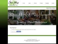 Steve Wolff & Associates | Interior Plant Design | Interior Plant Service