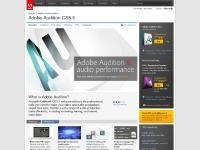 Audio production   Adobe Audition CS5.5