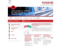 Ingenierie leader du transport public urbain/ferroviaire (bus, métro, tramway, etc.) – SYSTRA