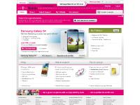 Mobile Phones, Internet, Email and Mobile Broadband - T-Mobile