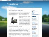 Telexplainer