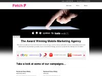 Fetch | The Award Winning Mobile Marketing Agency