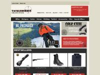 tackleberrys.co.uk DELIVERY, FAQ'S, Rifles